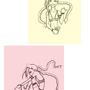 Jinx sketches by shambalambastudio