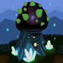 Ancient Mushroom by NickUrs
