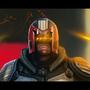 Judge Dredd by Stellarian