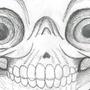 Skull by Phantomystique