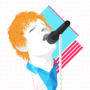 Ed Sheeran | Vector Portrait by unitech