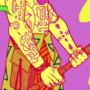 shaman due by Haris