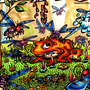 Frog vs Fly by BlackArro3