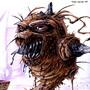 One Leg Monster by BlackArro3