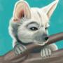 fennic fox cub by smworldx
