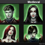 Portrait Drawing-sheet 3/30 (Vampires)P1-Medieval