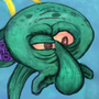 squidward by Rubbe