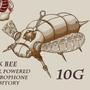 Steam Punk Bee Catalogue Layout by CafeCorgi