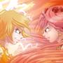 Magical Girl Standoff by Nahemii