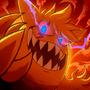 Moonwulf Comm by Smashega