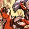 Deadpool & Marcello (a fan) commission