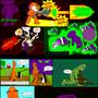 Mushroom Man part 1 page 2 by viromortis