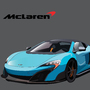 McLaren 675L LT by TheMajesticTaco