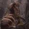 Insectoid queen's guard