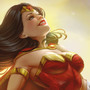 Wonder Woman Happy by DidiEsmeralda