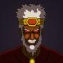 King Bayaa by GCCStudios