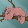 Fleshy Sloth by ponderous-plants