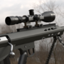 Barrett M95 by LeFrenchBaguette