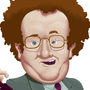 Steve Brule caricature by LeeApathetic