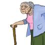 the Granny by KlaopsianArt