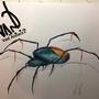 spider by Toothytoozu