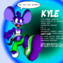 Kyle Rat by AlekBunny