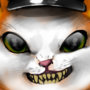 Meow, see? by Lankybog