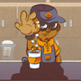 #coffeebae by geogant