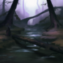 Another Forest Speedpaint by BaukjeSpirit