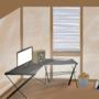 background bedroom side by CaptainPlazma