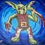 Evil Goblin by ScribbleFix