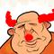 Orange Combat; The Deranged Clown