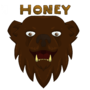HoneyBear Logo by Floodwing