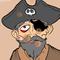 Orange Combat; The Valiant Pirate
