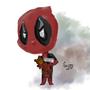 Deadpool Chibi by pasha112sergey