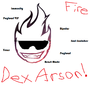 Dex Arson Is Epic by Budderw0rrior3