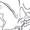 Haruko Lineart