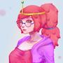 Princess Bonnibel Bubblegum by Yenba
