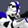Clone Trooper by EverydayMisery