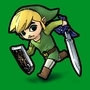 Toon Link Wallpaper by RKAD