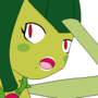 dem green pokes r hot by nini3456h