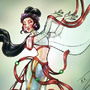 Chinese Moon Goddess 2