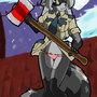 Zombie Hunter by TheBurningDonut