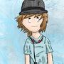 Self portrait by Danopus