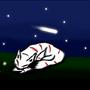 Touzokogami's Nightime Wish by Flashcard-Man