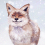 Snow Doge by SketchedDog