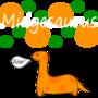 Midgesaurus Design 1 by Midgesaurus