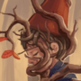 Over the Garden Wall Never to Return by Netoey