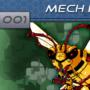 001MechHornet by Whalfar