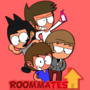 Roommates: Group Picture by FlowJoe